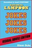 National Lampoon Jokes, Jokes, Jokes, Steve Ochs, 0978832388
