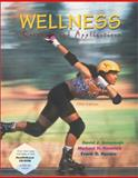 Wellness : Concepts and Applications with HealthQuest 4.1 CD-ROM and PowerWeb, Anspaugh, David J. and Hamrick, Michael H., 0072552387