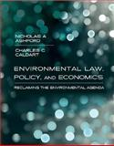 Environmental Law, Policy, and Economics 9780262012386