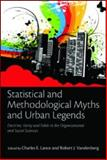 Statistical and Methodological Myths and Urban Legends, , 0805862382