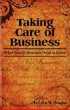Taking Care of Business, Lydia M. Douglas, 0979282381