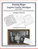Family Maps of Gogebic County, Michigan, Deluxe Edition : With Homesteads, Roads, Waterways, Towns, Cemeteries, Railroads, and More, Boyd, Gregory A., 1420312383