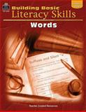 Building Basic Literacy Skills - Words, Folens Publishers Staff, 0743932382