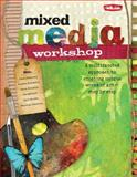 Mixed Media Workshop, Isaac Anderson and Joe Martino, 1600582389