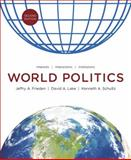 World Politics : Interests, Interactions, Institutions, Lake, David A. and Schultz, Kenneth A., 0393912388