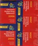 Lange Clinician's Pocket Drug Reference 2006, Gomella, Leonard G. and Haist, Steven A., 0071462384