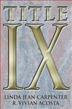 Title IX 9780736042390