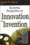 Economic Perspectives on Innovation and Invention, Barnes, Patrick W., 1600212395