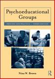 Psychoeducational Groups : Process and Practice, Brown, Nina W., 0415882397