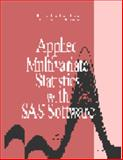 Applied Multivariate Statistics with SAS Software, Khatree, Ravinda and Naik, Dayanand N., 1555442390