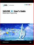 SAS/or 9. 1 User's Guide : Mathematical Programming, , 159047239X