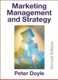 Marketing Management and Strategy 9780132622394