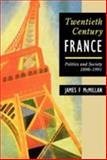 Twentieth-Century France 9780340522394