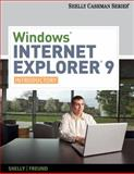Windows Internet Explorer 9 : Introductory, Shelly, Gary B. and Freund, Steven M., 0538482397
