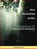 Fundamentals of Corporate Finance Standard Edition, Ross, Stephen A. and Westerfield, Randolph, 0073382396