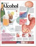 Dangers of Alcohol Anatomical Chart, Anatomical Chart Company Staff, 0781782392