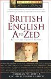 British English A to Zed, Norman W. Schur, 081604239X