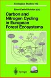 Carbon and Nitrogen Cycling in European Forest Ecosystems, , 3540672397