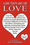 A Dictionary of Love, Gil Friedman, 1470182394