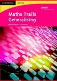 Maths Trails, Jennifer Piggott and Liz Pumfrey, 0521682398