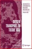 Oxygen Transport to Tissue XXXI, , 1441912398