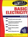 Schaum's Outline of Basic Electricity, Gussow, W. and Gussow, Milton, 0070252408