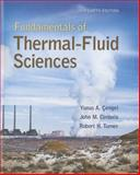 Fundamentals of Thermal-Fluid Sciences, Cengel, Yunus and Cimbala, John, 0077422406