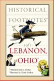 Historical Footnotes of Lebanon, Ohio 9780972622400