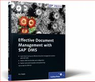 Effective Document Management with SAP DMS, Stajda, Eric, 1592292402
