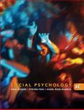 Social Psychology, Kassin, Saul and Fein, Steven, 0495812404