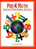 Pre-K Math, Cynthia M. Manthey, 0893342408