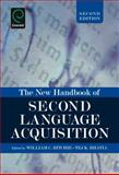 The New Handbook of Second Language Acquisition, Bhatia, Tej K. and Ritchie, William, 1848552408