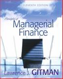 Principles of Managerial Finance, Gitman, Lawrence J., 0321482409