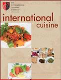 International Cuisine, Art Institute Staff and International Culinary Schools Staff, 0470052406