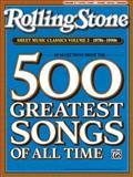 Rolling Stone Magazine Sheet Music Vol 2, Staff, Alfred Publishing, 0739052403