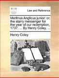 Merlinus Anglicus Junior, Henry Coley, 1170432409