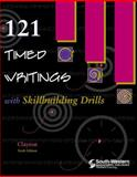 121 Timed Writings with Skillbuilding Drills, Clayton, Dean, 0538692405