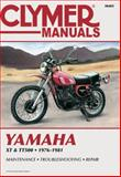 Yamaha XT and TT500 Singles, 1976-1981, Clymer Publications Staff, 0892872403