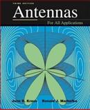 Antennas for All Applications, Kraus, John Daniel and Marhefka, Ronald J., 0071122400