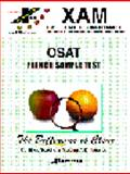 OSAT French Sample Test : Oklahoma Teacher's Certification Exam, XAM Staff, 1581972407