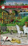 Found Guilty at Five, Ann Purser, 042525240X
