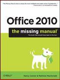 Office 2010, Conner, Nancy and MacDonald, Matthew, 1449382401