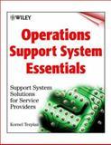 OSS Essentials, Kornel Terplan, 0471392405