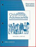 Childhood and Adolescence : Voyages in Development, Rathus, Spencer A., 0840032404