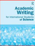 Academic Writing for International Students of Science, Bottomley, Jane, 0415832411
