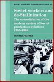 Soviet Workers and De-Stalinization 9780521522410