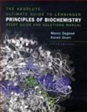 Absolute Ultimate Guide for Lehninger Principles of Biochemistry, Cox, Michael M. and Nelson, David L., 1429212411
