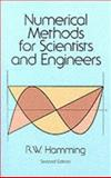 Numerical Methods for Scientists and Engineers, Hamming, Richard W., 0486652416