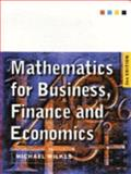 Mathematics for Business, Finance and Economics, Wilkes, F. M., 186152241X