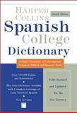 HarperCollins Spanish College Dictionary, HarperCollins Publishers Ltd. Staff, 0060082410